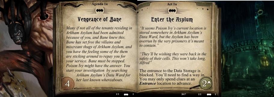 arkham horror card game