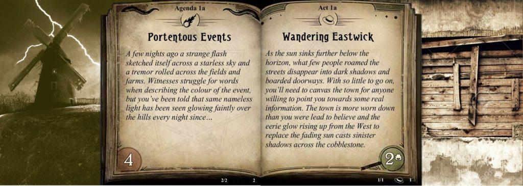 The colour out of space fan created content for arkham horror lcg