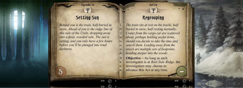 Fan created content for Arkham Horror LCG