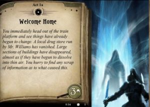Fan Created Content Arkham Horror LCG